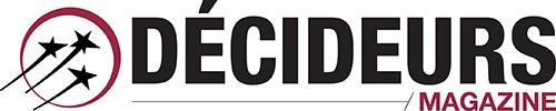 logo de décideurs magazine